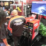 Fantastic machine.   The virtual welder!