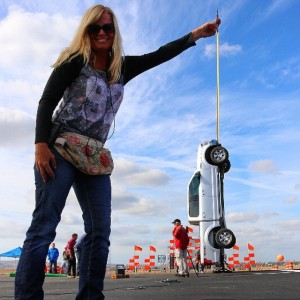 Nancy Takes on the Ford Challenge